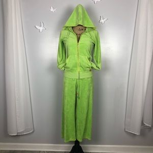 Juice Couture 2000's Track Suit
